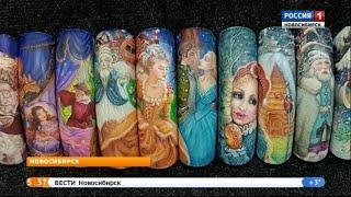 «Вести» встретились с победительницей Международного конкурса дизайна ногтей