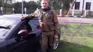 Жуткое ДТП с погибшим попало на видео