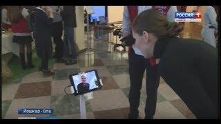 Роботы и экзоскелет– на молодёжном форуме вузы Марий Эл представили свои инновации