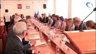 В Великом Новгороде гостит делегация из Билефельда