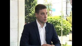 Интервью с руководителем департамента инвестиций Краснодарского края Юрием Волковым