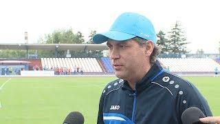Главный тренер «Ротора» Роберт Евдокимов ответил на вопросы журналистов