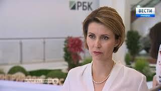«Вести: Приморье. Интервью» с Владимиром Якушевым