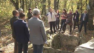Древние сооружения Татарского городища планируют восстановить