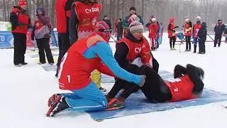 В Самаре прошёл региональный этап зимнего фестиваля ГТО
