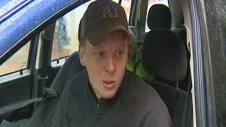Сотрудники ГИБДД ловили водителей, которые не используют детские автокресла
