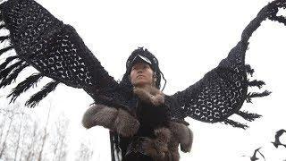 В Ханты-Мансийск весну на крыльях принесла ворона