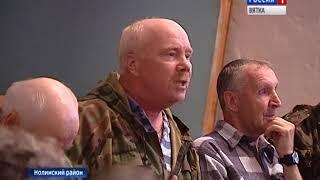 Новый подход к утилизации мусора обсуждают жители нолинской деревни(ГТРК Вятка)