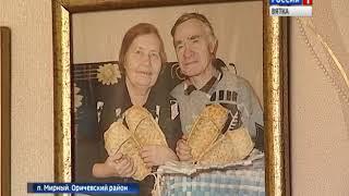 О народном умельце из поселка Мирный Оричевского района (ГТРК Вятка)