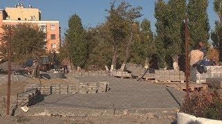 Обновление парка в Советском районе завершат к концу года