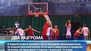 """БК """"Самара"""" завоевал вторую блестящую победу в плей-офф"""