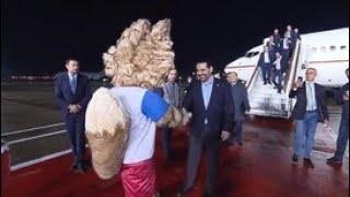 В Москву прилетела делегация из Ливана - Россия 24