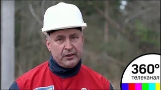 Все последствия урагана на территории Московской области устранены