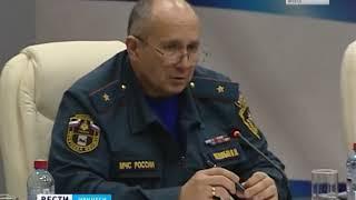 Сброс воды из-за угрозы подтопления увеличит Иркутская ГЭС