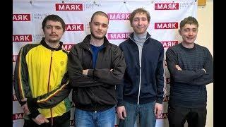 "Радио ""Маяк"" Улан-Удэ | «КОФЕ ТАЙМ» | Регги-группа ""Rebel Radio"""