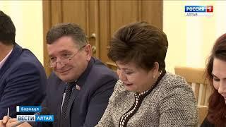 Новая структура Правительства Алтайского края появится 22 октября