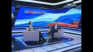 Дмитрий Азаров поблагодарил всех жителей Самарской области, принявших участие в голосовании