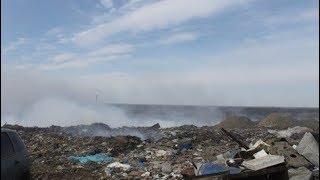 Следователи проверят, как повлиял пожар в Нижневартовске на окружающую среду