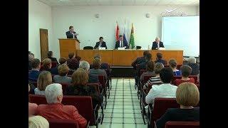 Дмитрий Азаров: необходим целевой набор абитуриентов-медиков из сельских муниципалитетов