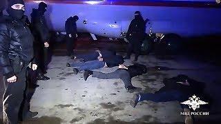 Полицейскими задержаны подозреваемые в совершении серии разбойных нападений