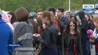 Местные власти подключились к решению проблемы автоперевозок пассажиров на остров Русский