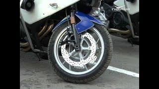 Самарские инспекторы ДПС пересели на мощные мотоциклы