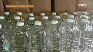 В Ставропольском крае задержали большую партию нелегального спирта
