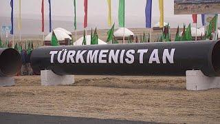 """Газ+мир: в Центральной Азии ждут трубопровода """"ТАПИ"""" - target"""