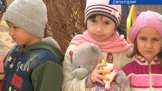 В Евпатории открыли новый детский сад