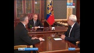 Вести Санкт-Петербург. Выпуск 20:45 от 3.10.2018