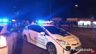 Рецидив харьковской трагедии: авария на Фонтане унесла жизни троих человек, четверо получили ранения