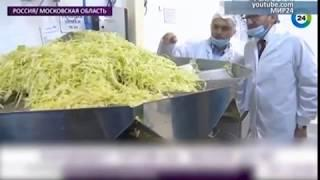 Борис Титов посетил крупный агрохолдинг