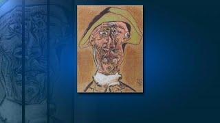 Украденную картину Пикассо нашли в Румынии