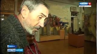 Раритетные экспонаты кумандинской культуры можно увидеть на выставке в Бийске