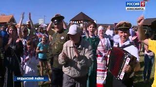 Сотни гармонистов собрались на юбилейном фестивале «Играй, гармонь!»