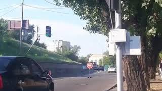 Пробки из-за ремонта Ставрополь