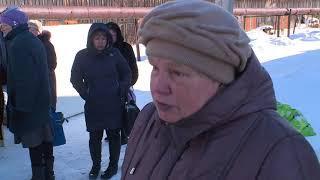 Погорельцы рассказали о пожаре в Соколе