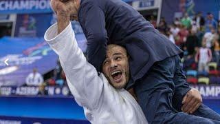 Чемпионат мира по дзюдо в Баку: новый чемпион в категории свыше 100 кг…