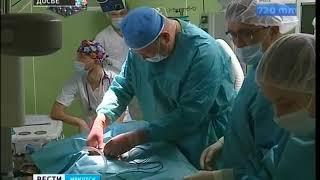 Иркутский хирург Юрий Козлов стал победителем конгресса IPEG по детской эндохирургии в США