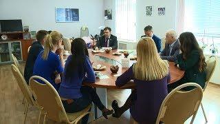Депутат Госдумы встретился с коллективом телеканала «Россия 1. Пенза»