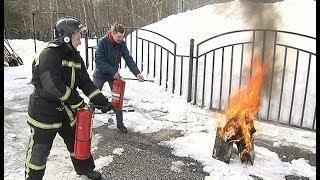 МЧС Ханты-Мансийска: сегодня правила поведения при пожаре должны знать все