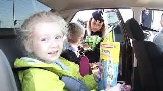 """Автоинспекция проводит акцию: """"Ребёнок - главный пассажир"""""""
