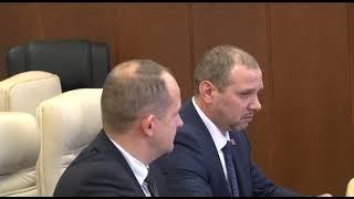 Дмитрий Миронов обсудил с новым главой Ростовского района вопросы развития территории
