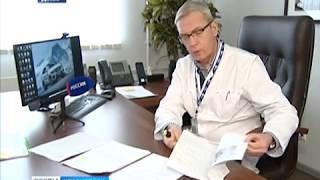 Cуд Железнодорожного района продлил срок ареста главного врача перинатального центра Красноярска