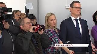 Дмитрий Миронов посетил Рыбинск с рабочим визитом