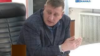 Ситуация в Берёзовском АТП