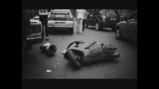 Скутеры и мопеды - источники повышенной опасности! (на русском языке)