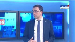 Гость студии Рачик Петросян