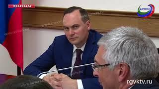 В правительстве республики обсудили реализацию инвест-проекта «КИППромКаспий»