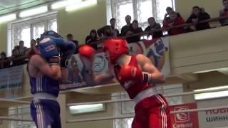 Вологжане приняли участие в Первенстве России по боксу